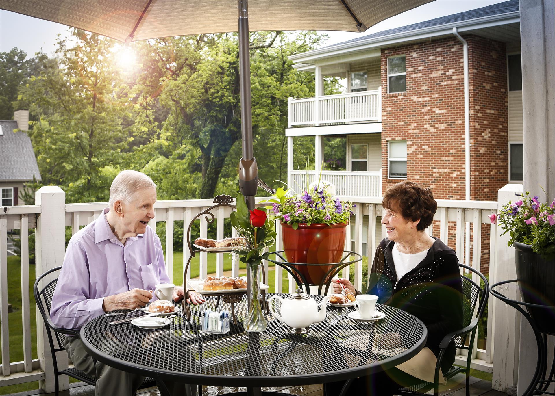 Autumn View Gardens Assisted Living Creve Coeur 11210 Schuetz Rd