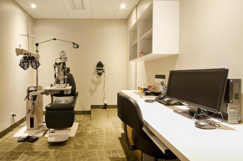 Clinique d'optométrie Mercier, Lapointe, Langevin à Amos