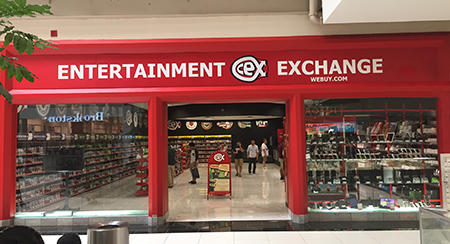 CeX - Closed image 0
