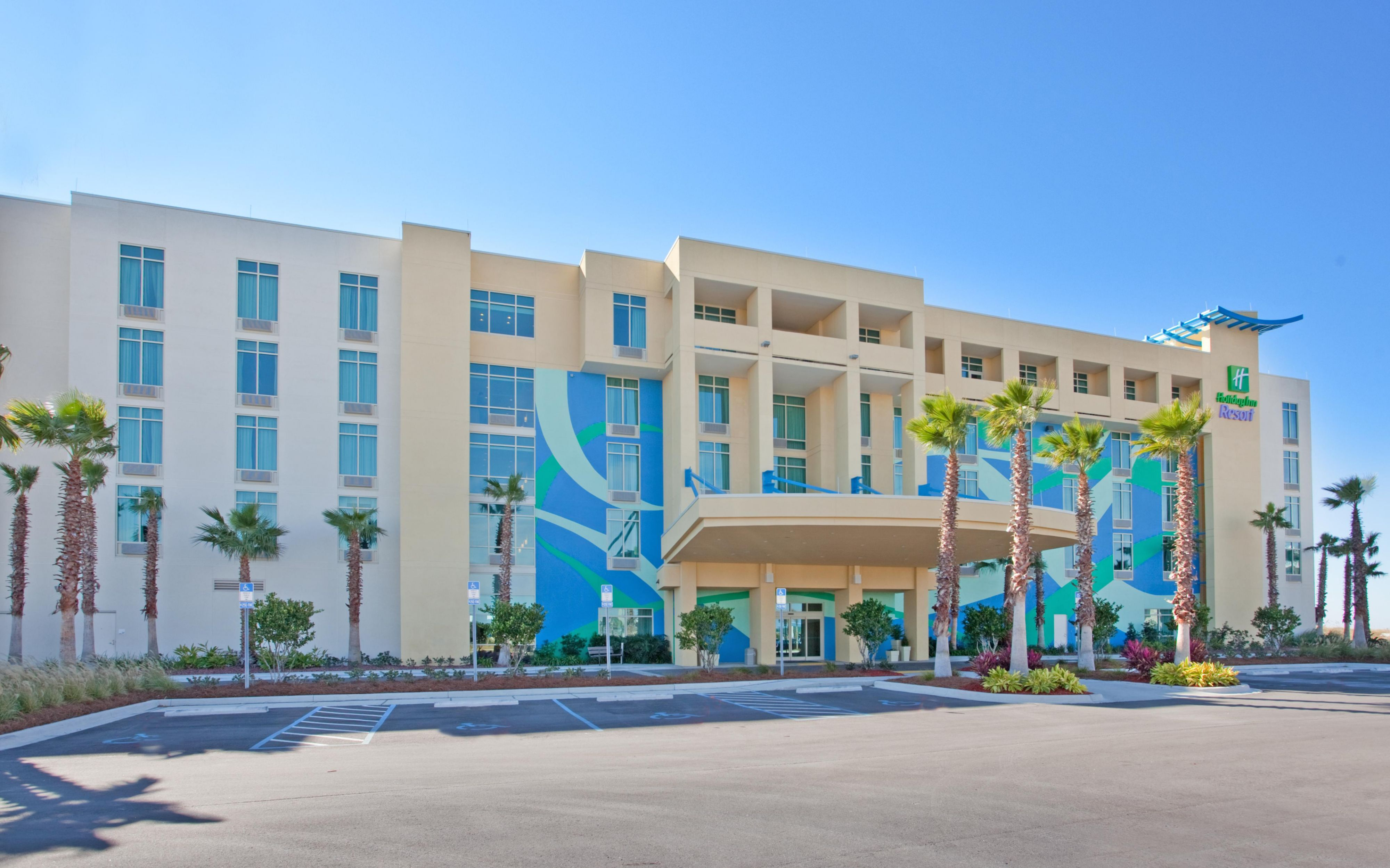 Holiday Inn Resort Fort Walton Beach At 1299 Miracle Strip Parkway Fort Walton Beach Fl On Fave