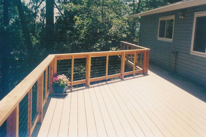 Petrie Fence and Deck image 2