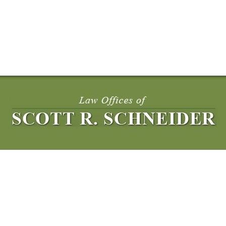 Law Offices of Scott R. Schneider