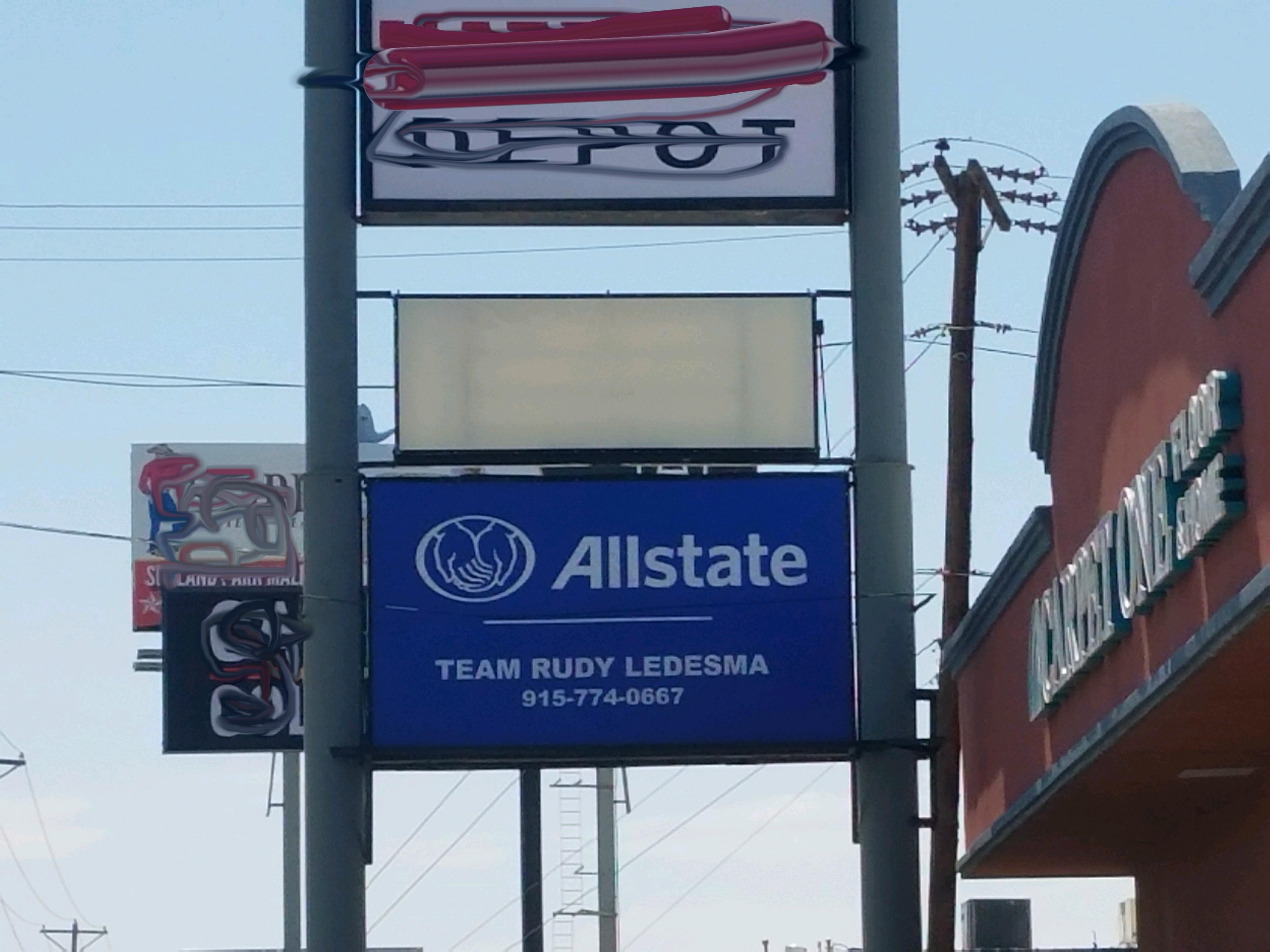 Team Rudy Ledesma Insurance Agency: Allstate Insurance image 7