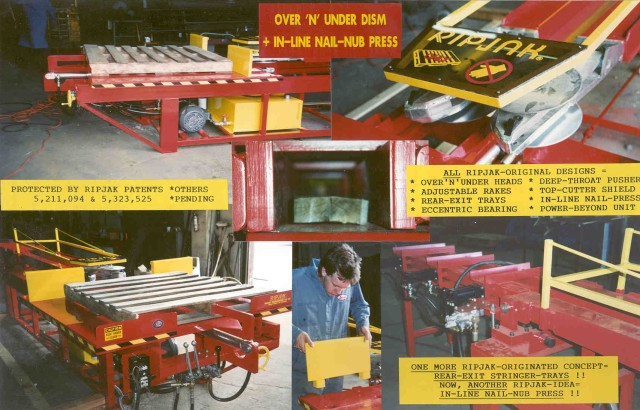RipJak Pallet System & Tools image 0