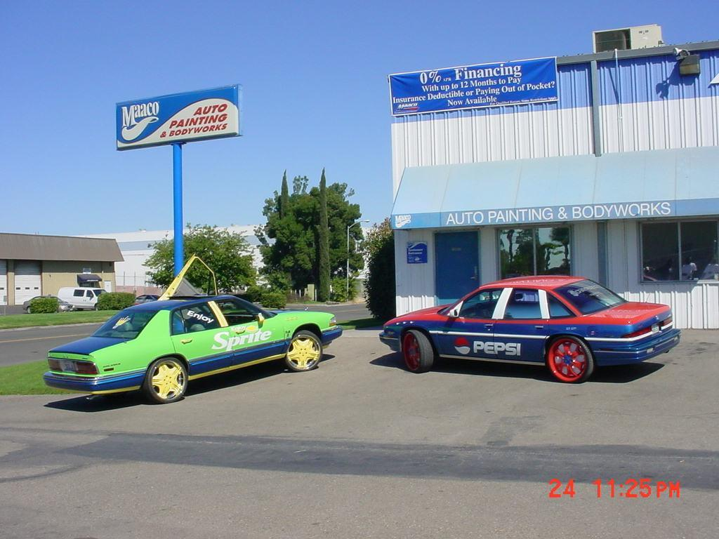 Maaco Car Repair