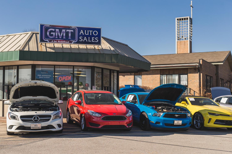 Gmt Auto Sales >> Travers Gmt Auto Sales 225 N Hwy 67 Florissant Mo Auto Dealers