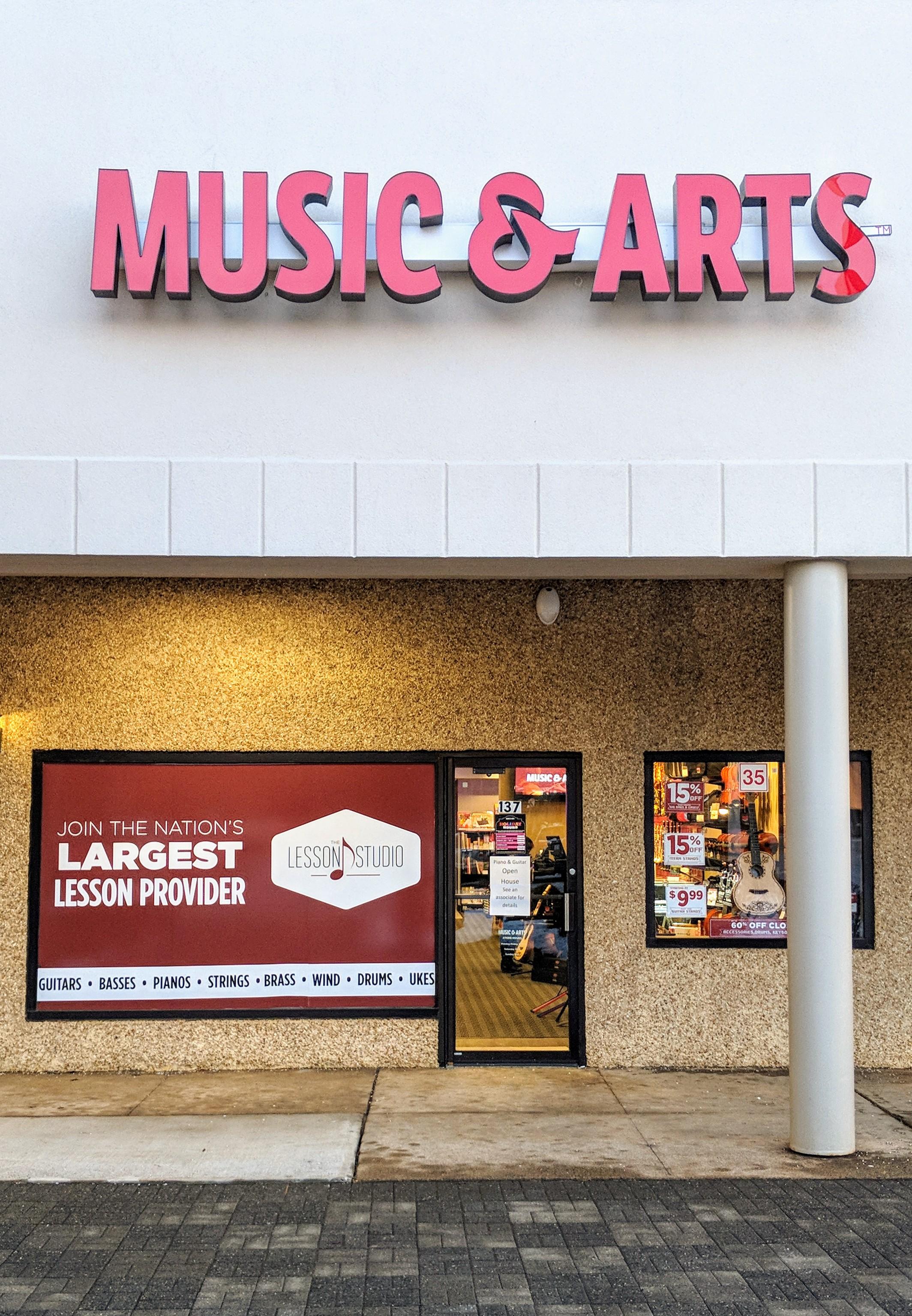 Music & Arts image 0
