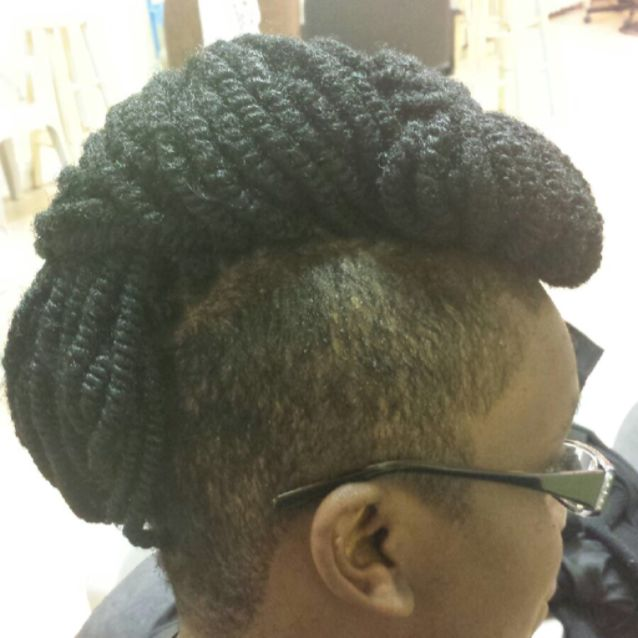Aisha Hair Braiding image 81