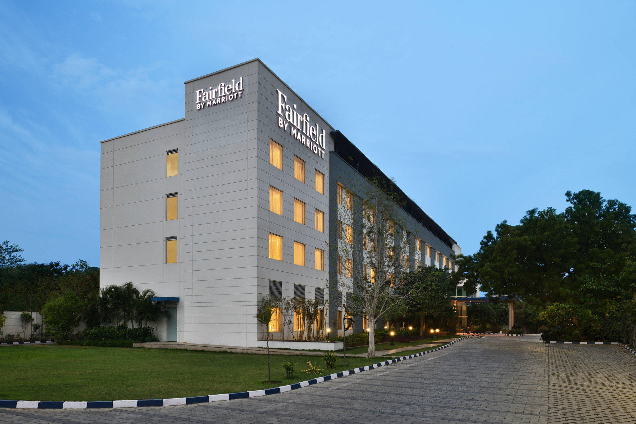 Fairfield by Marriott Chennai Mahindra World City