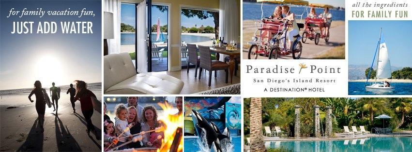 Paradise Point Resort & Spa, A Destination Hotel image 1