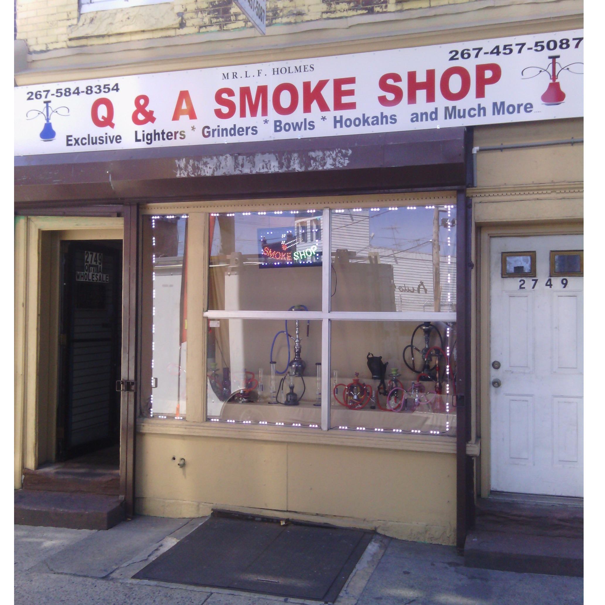 Q&A Wholesale Smoke Shop