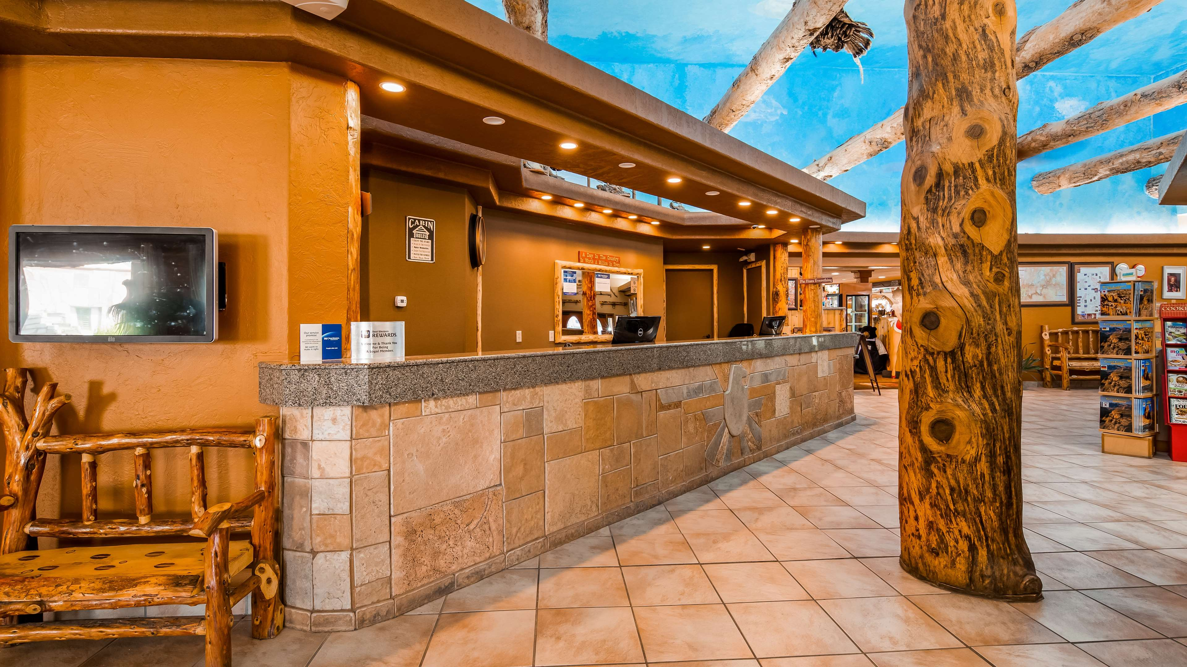 Best Western East Zion Thunderbird Lodge image 1