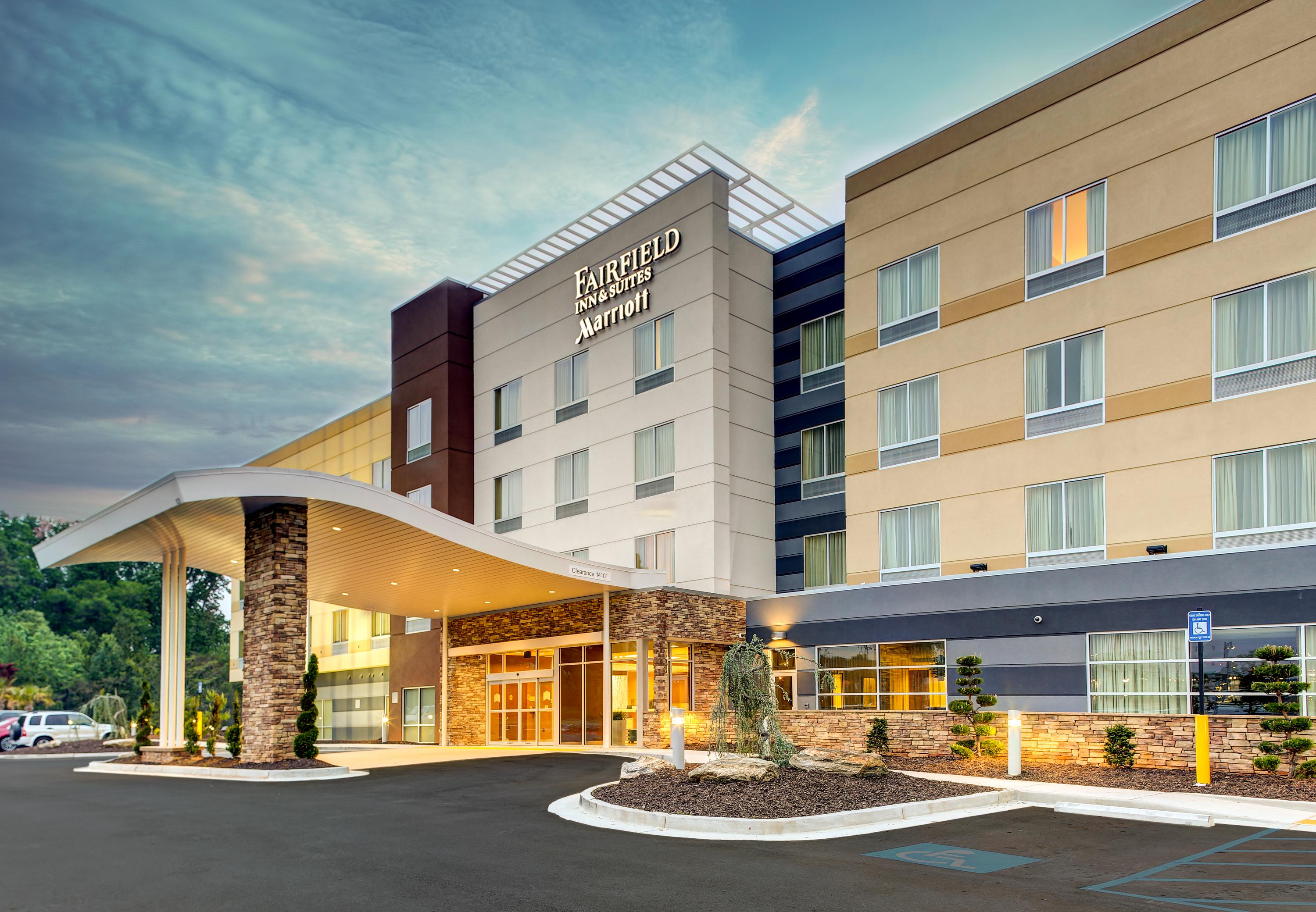 Fairfield Inn & Suites by Marriott Atlanta Stockbridge image 1