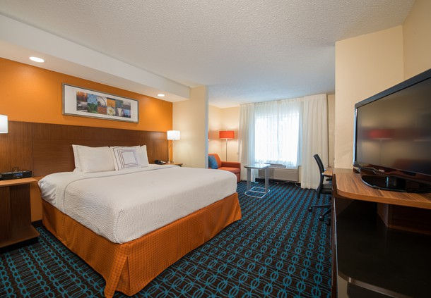 Fairfield Inn & Suites by Marriott Dallas Lewisville image 4