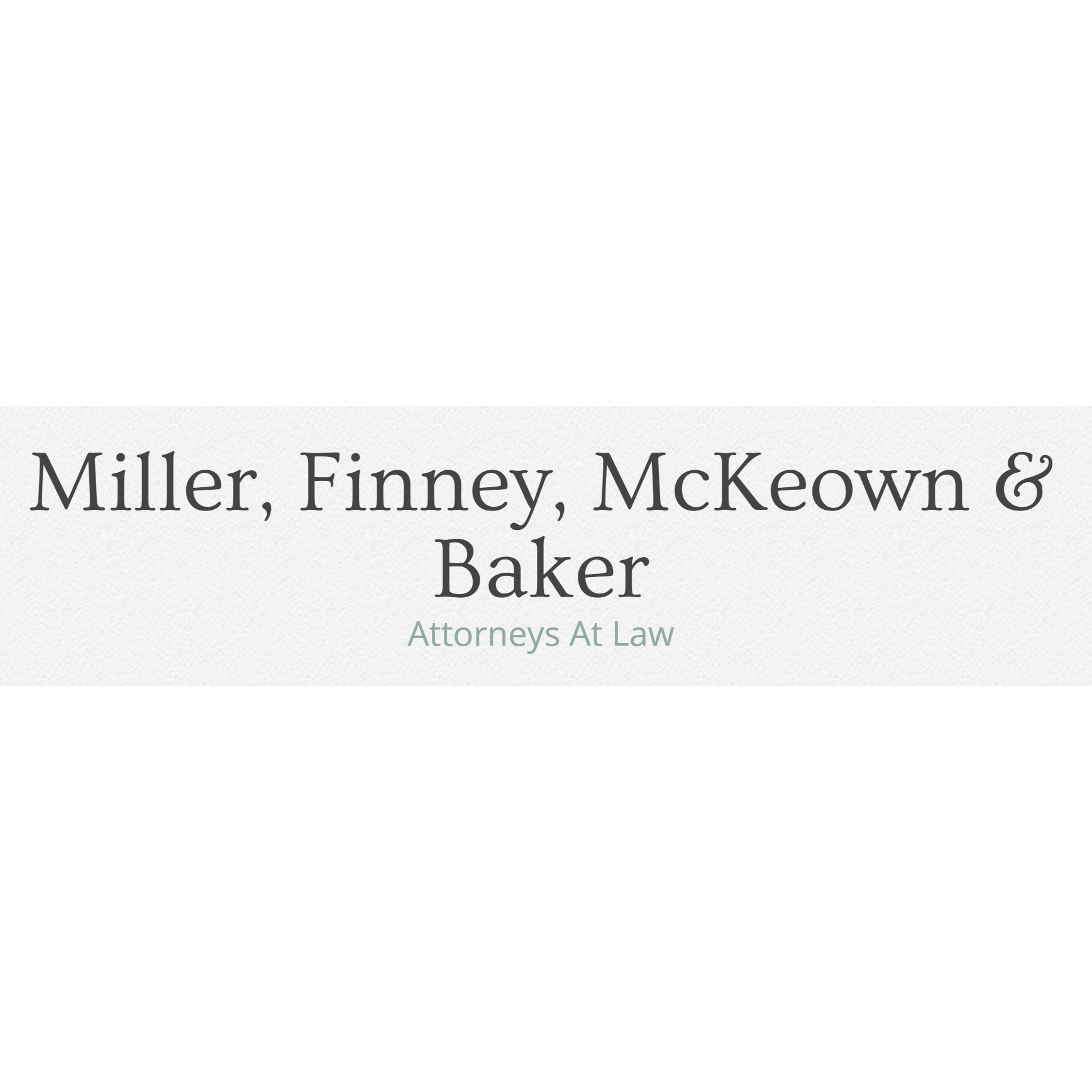 Miller, Finney, McKeown & Baker, Attorneys At Law - Xenia, OH - Attorneys