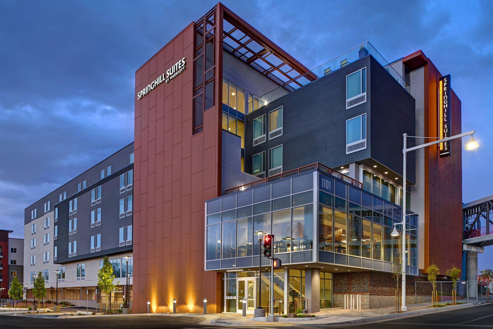 SpringHill Suites by Marriott Albuquerque University Area