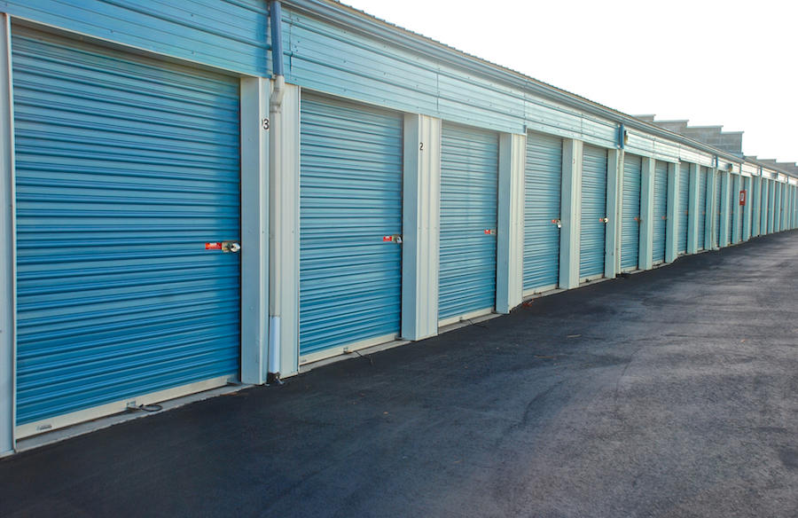 Keylock Storage At 3735 N Fruitland Lane Coeur D Alene
