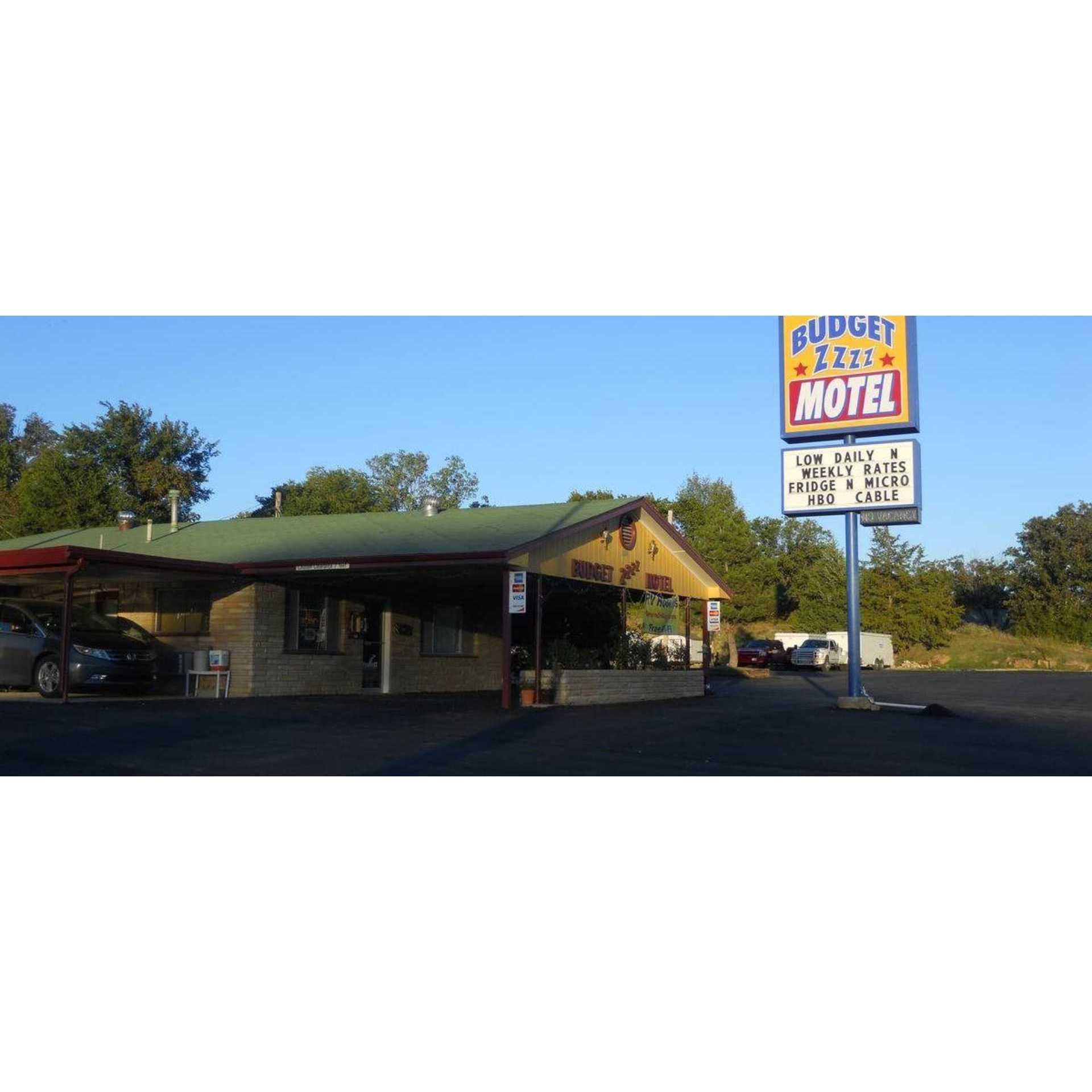Budget ZZZZ Motel - Cleveland, OK - Hotels & Motels