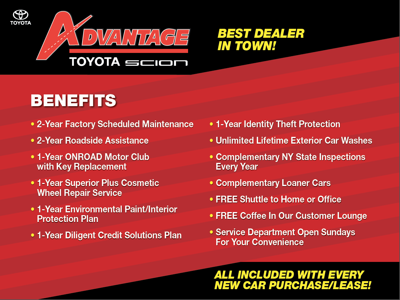 Advantage Toyota Scion in Valley Stream, NY, photo #4