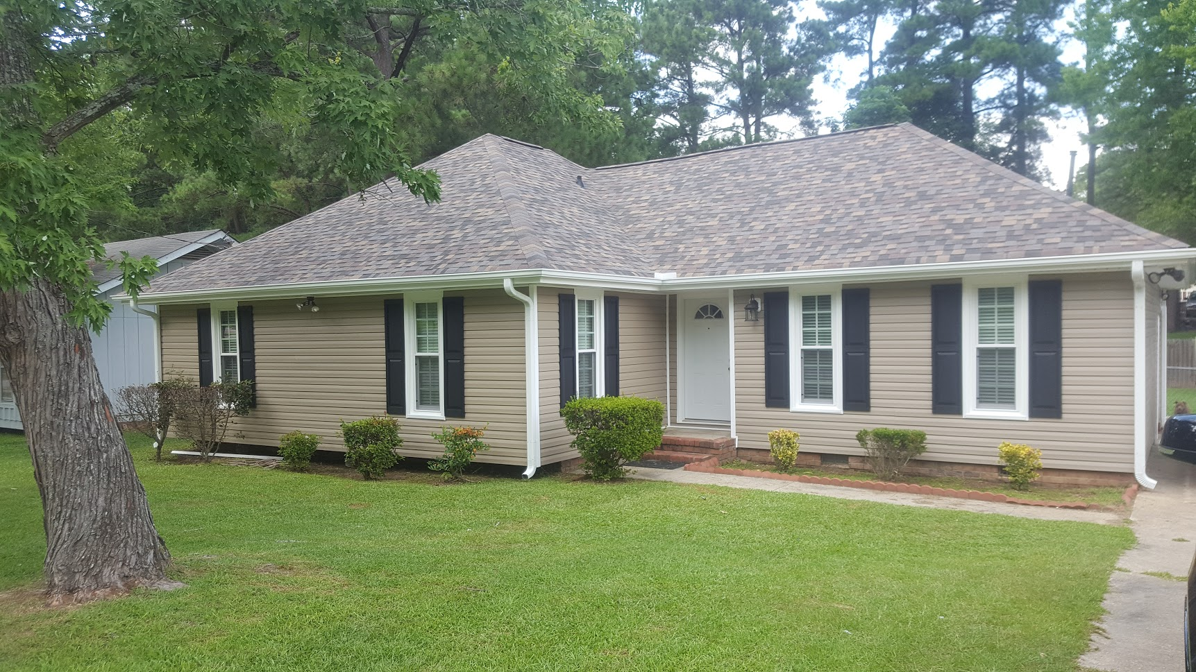 Exterior Home Solutions In Fayetteville Nc 910 425 2