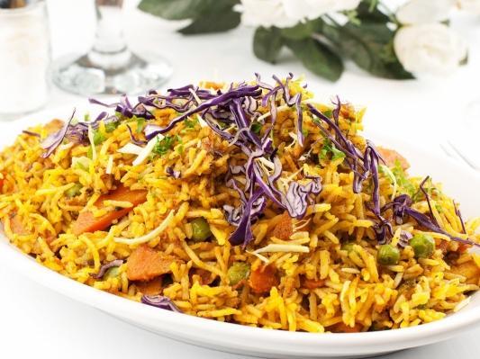 Royal Tandoori Indian Restaurant in New Westminster: Mughali Biryani