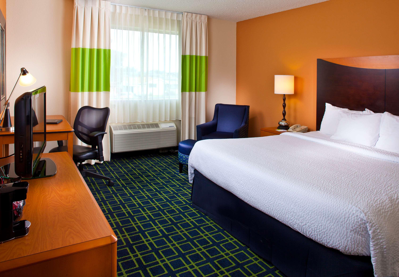 Fairfield Inn & Suites by Marriott Kenner New Orleans Airport image 7