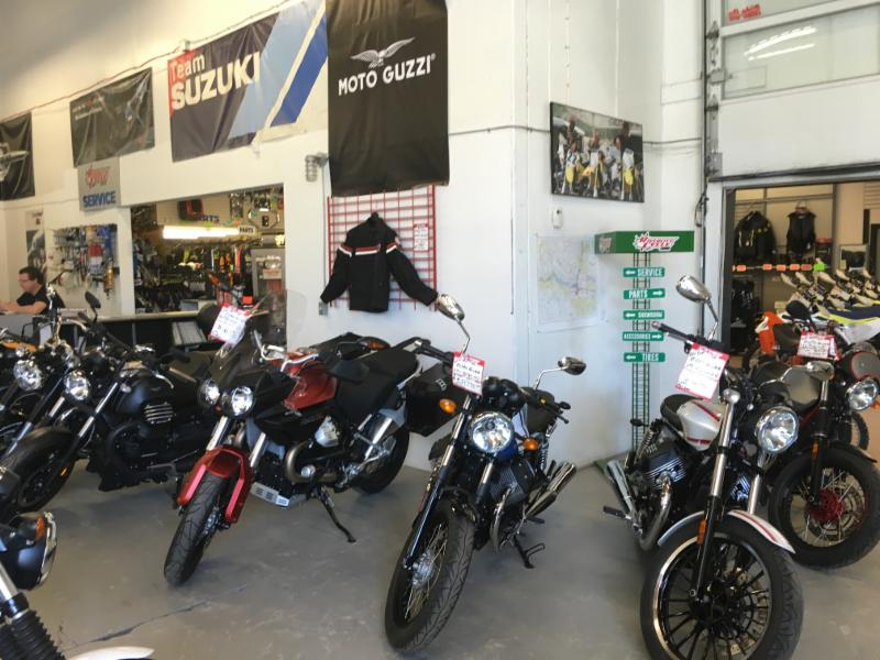 Rivercity Cycle Ltd in Kamloops: Moto Guzzi Bikes