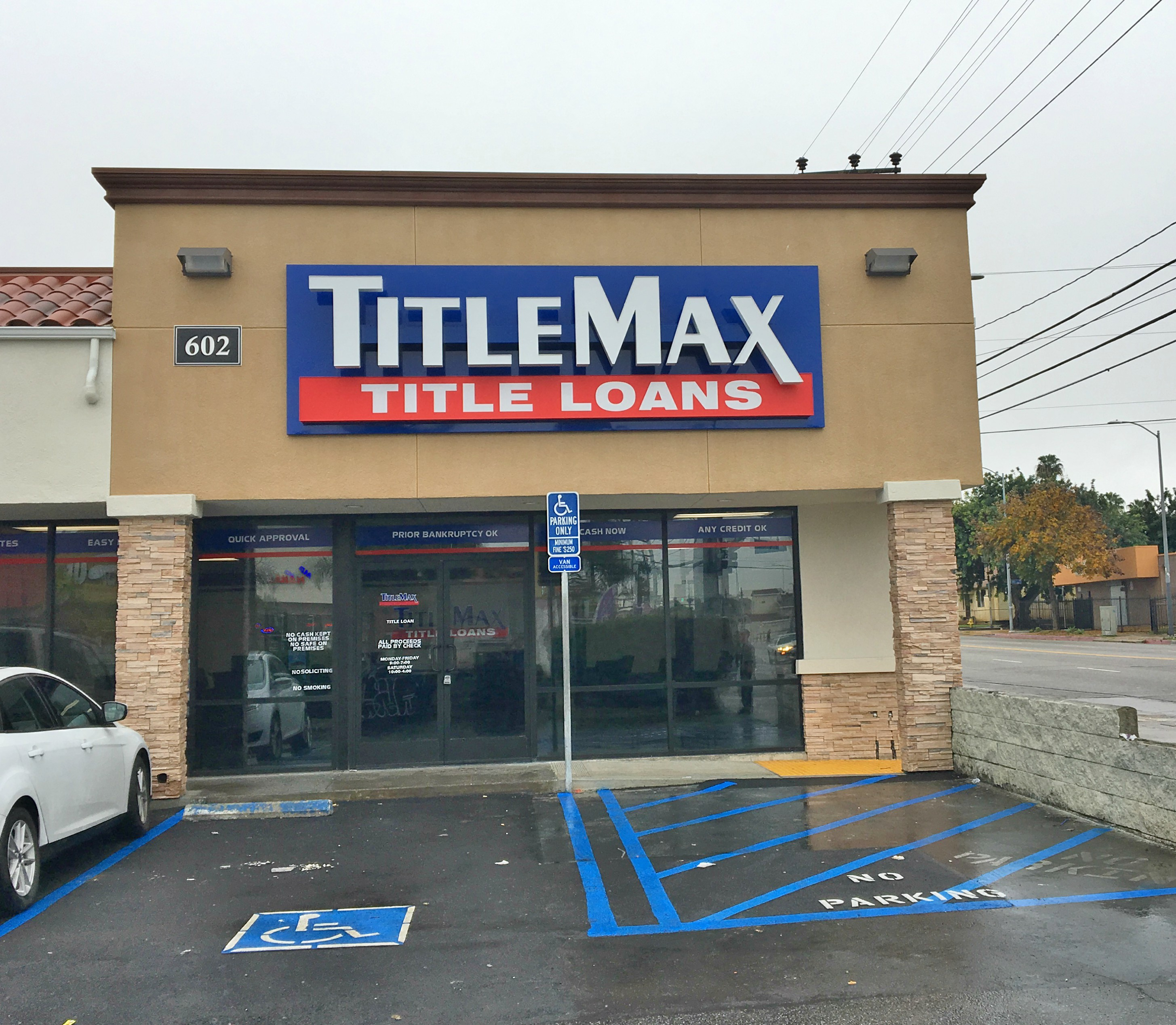 TitleMax Title Loans In Los Angeles, CA