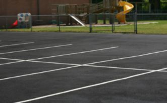 A-1 Parking Lot Service image 0