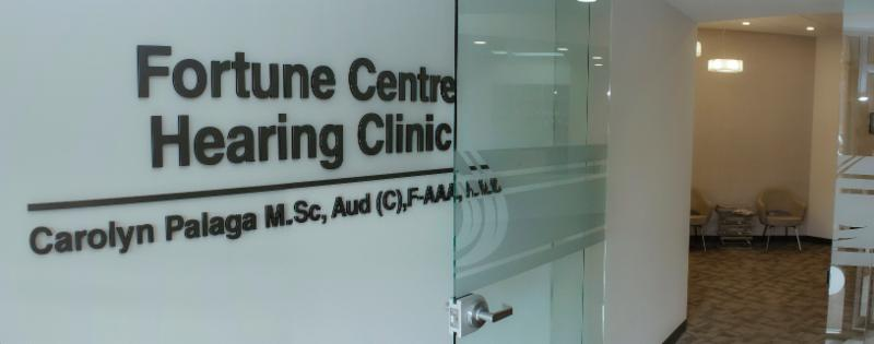 Fortune Centre Hearing Clinic in Kamloops