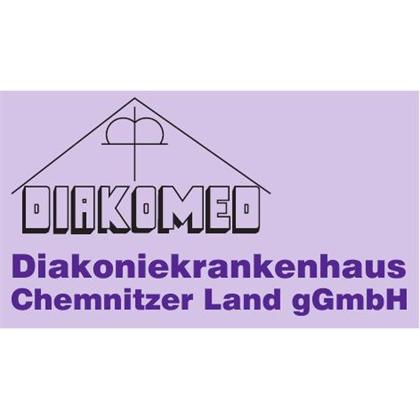 Logo von DIAKOMED Diakoniekrankenhaus Chemnitzer Land gGmbH