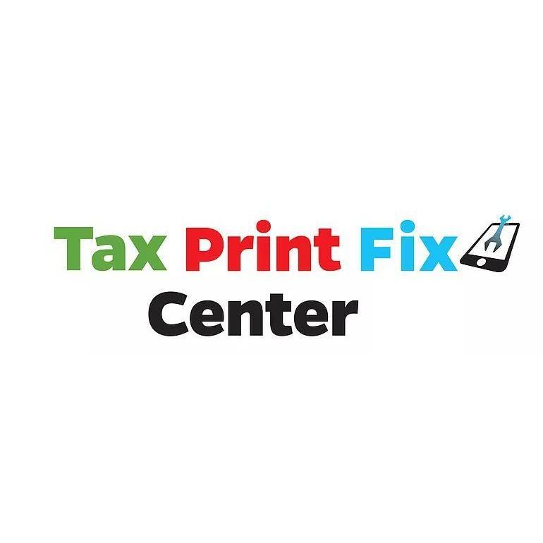 TAX PRINT FIX Center