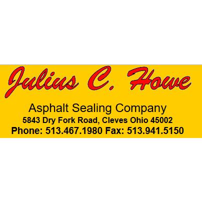 Julius C Howe Asphalt Sealing - Cleves, OH - Concrete, Brick & Stone