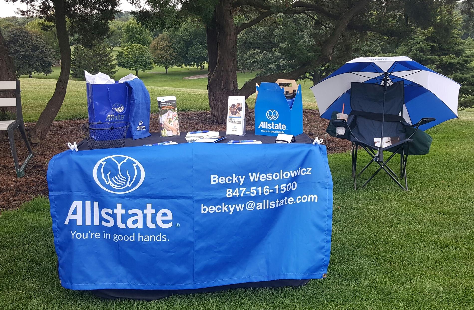 Rebecca Wesolowicz: Allstate Insurance image 10