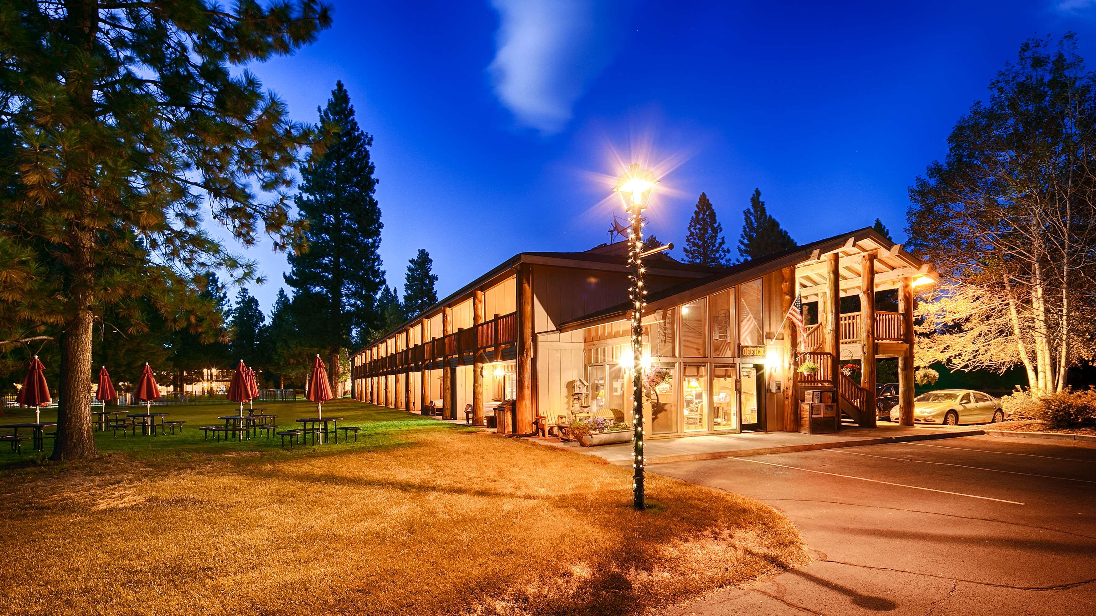 Best Western Ponderosa Lodge image 7