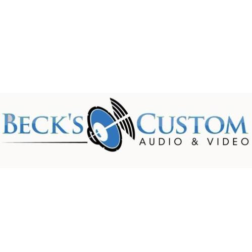 Beck's Custom Audio & Video