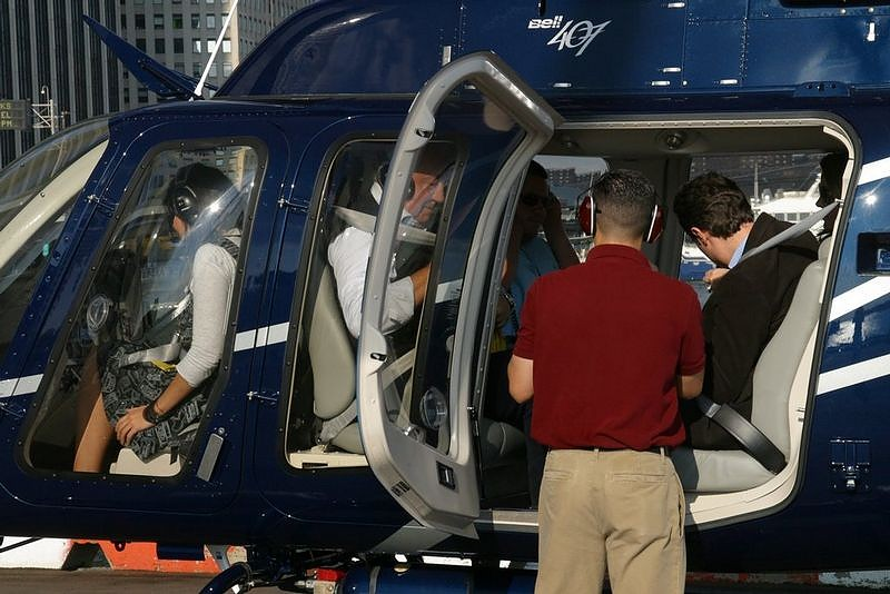 Helicopter New York City image 8