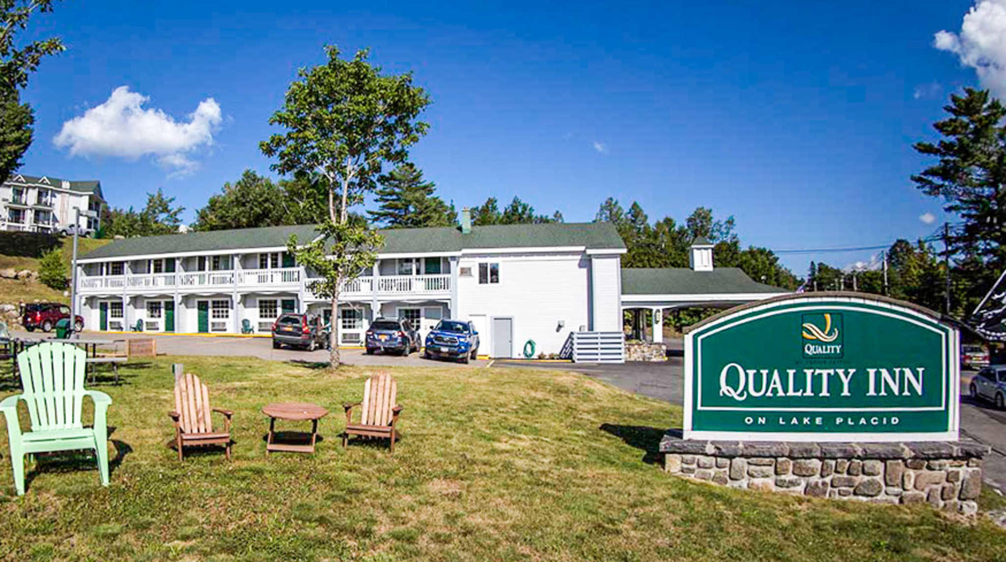 Quality inn on lake placid in lake placid ny 518 523 9 for Quality hotel