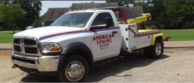 American Towing Of Ruston image 2
