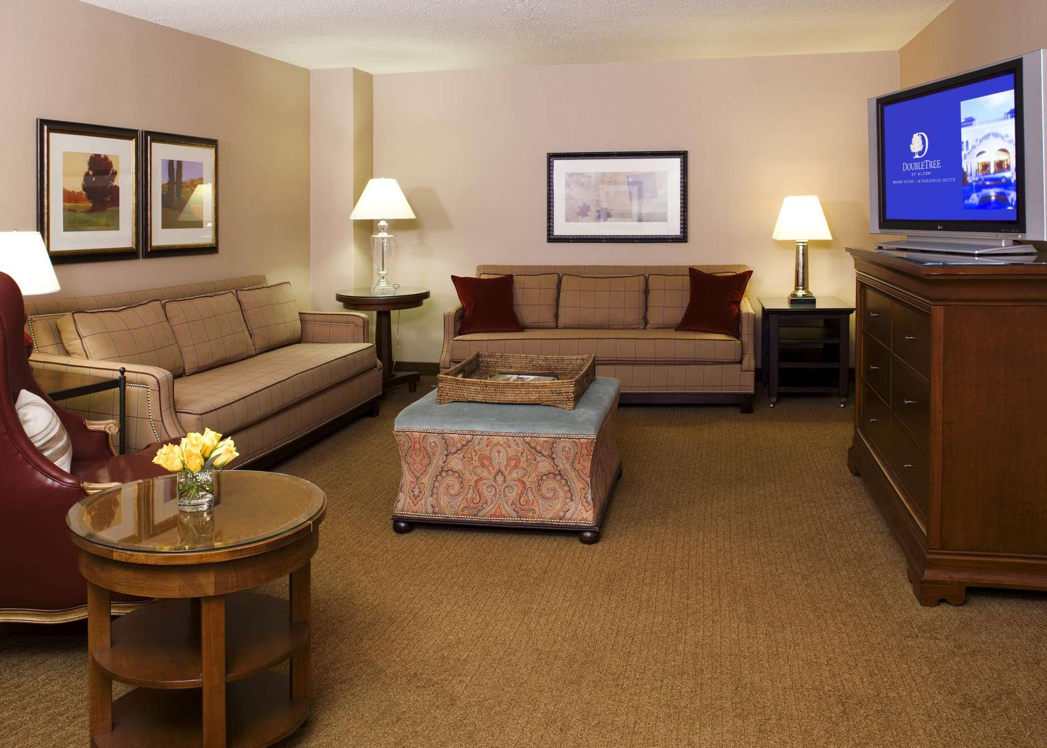 DoubleTree by Hilton Hotel Bloomington - Minneapolis South image 5