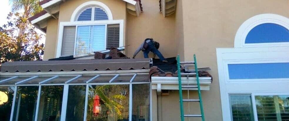 Roofing  Repair OC image 9