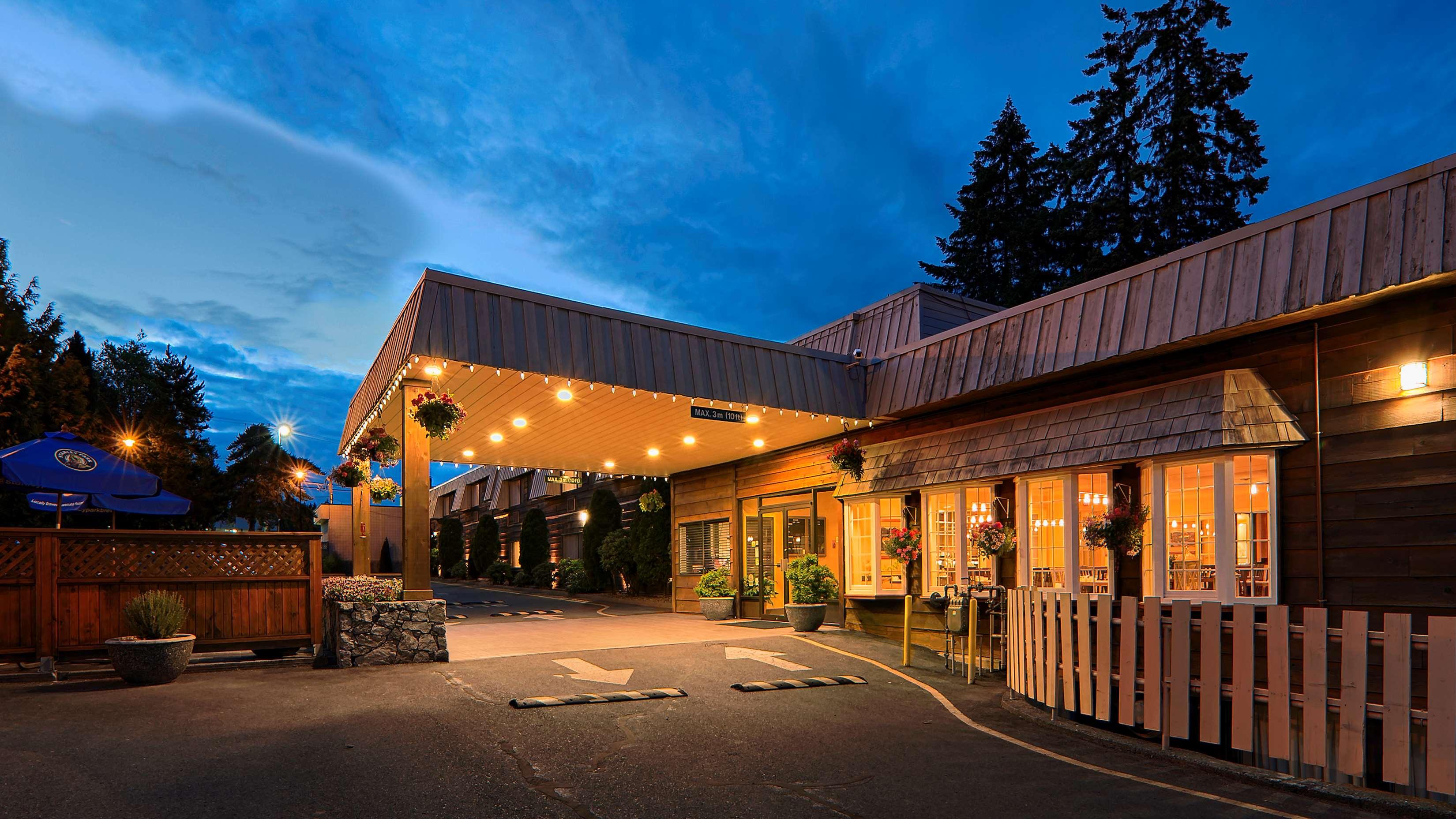 Best Western Cowichan Valley Inn in Duncan: Exterior