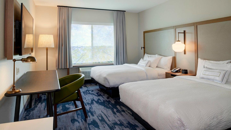Fairfield Inn & Suites by Marriott Columbus, IN image 2