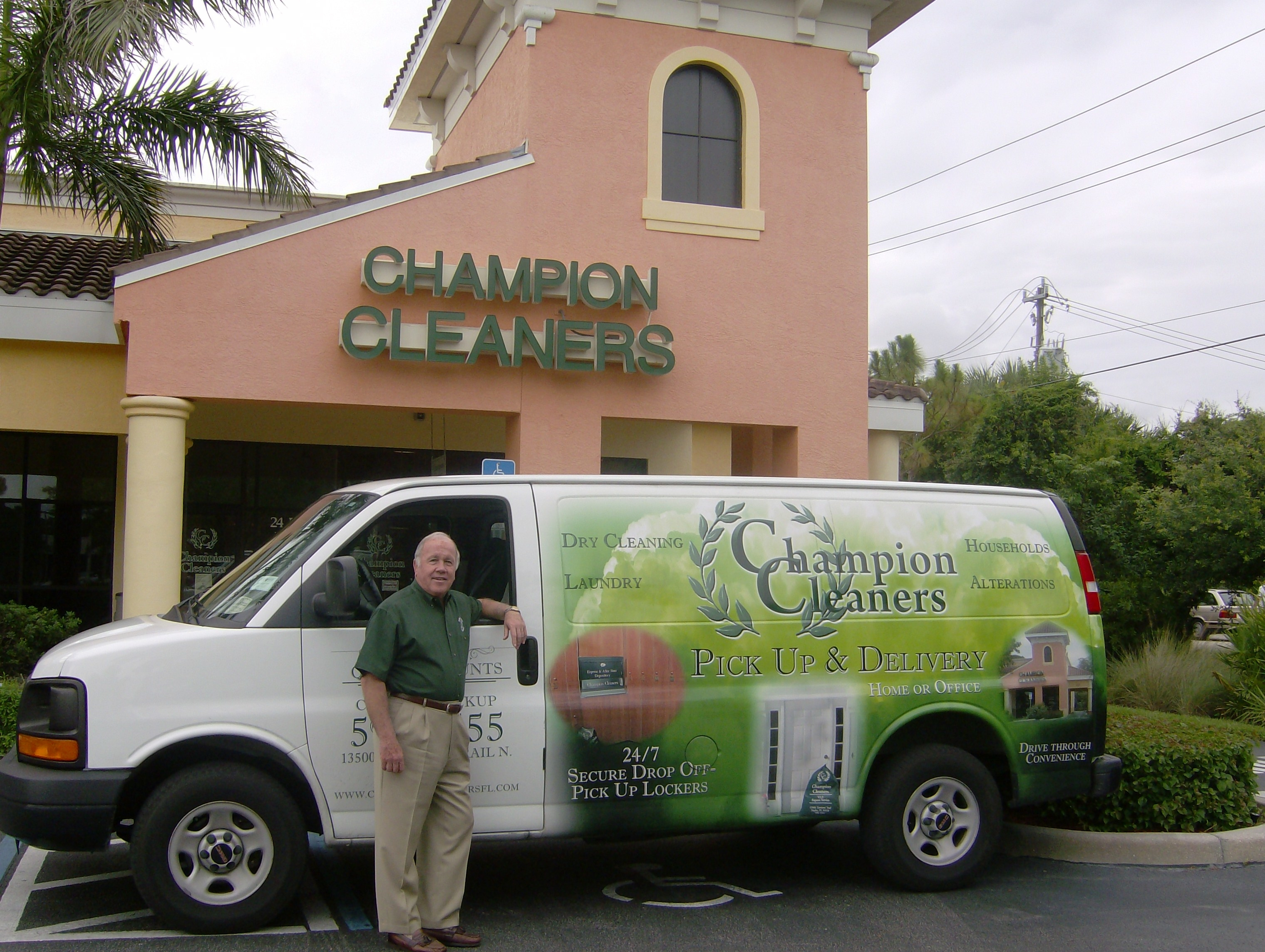 Champion Cleaners image 0