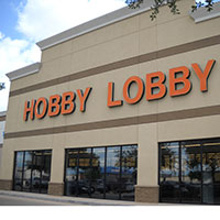 Hobby Lobby - ad image