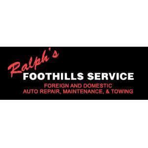 Ralph's Foothills Service
