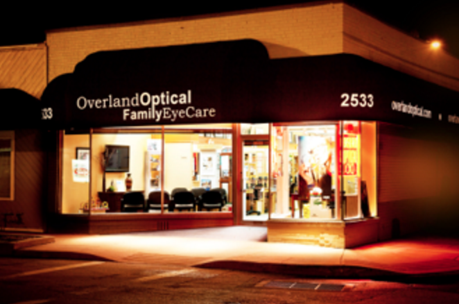 Overland Optical Family Eye Care image 0