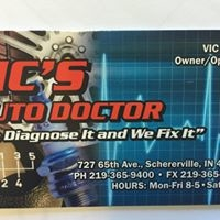 Vic's Auto Doctor
