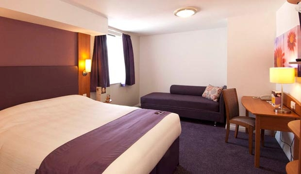 Ex Premier Inn Beds