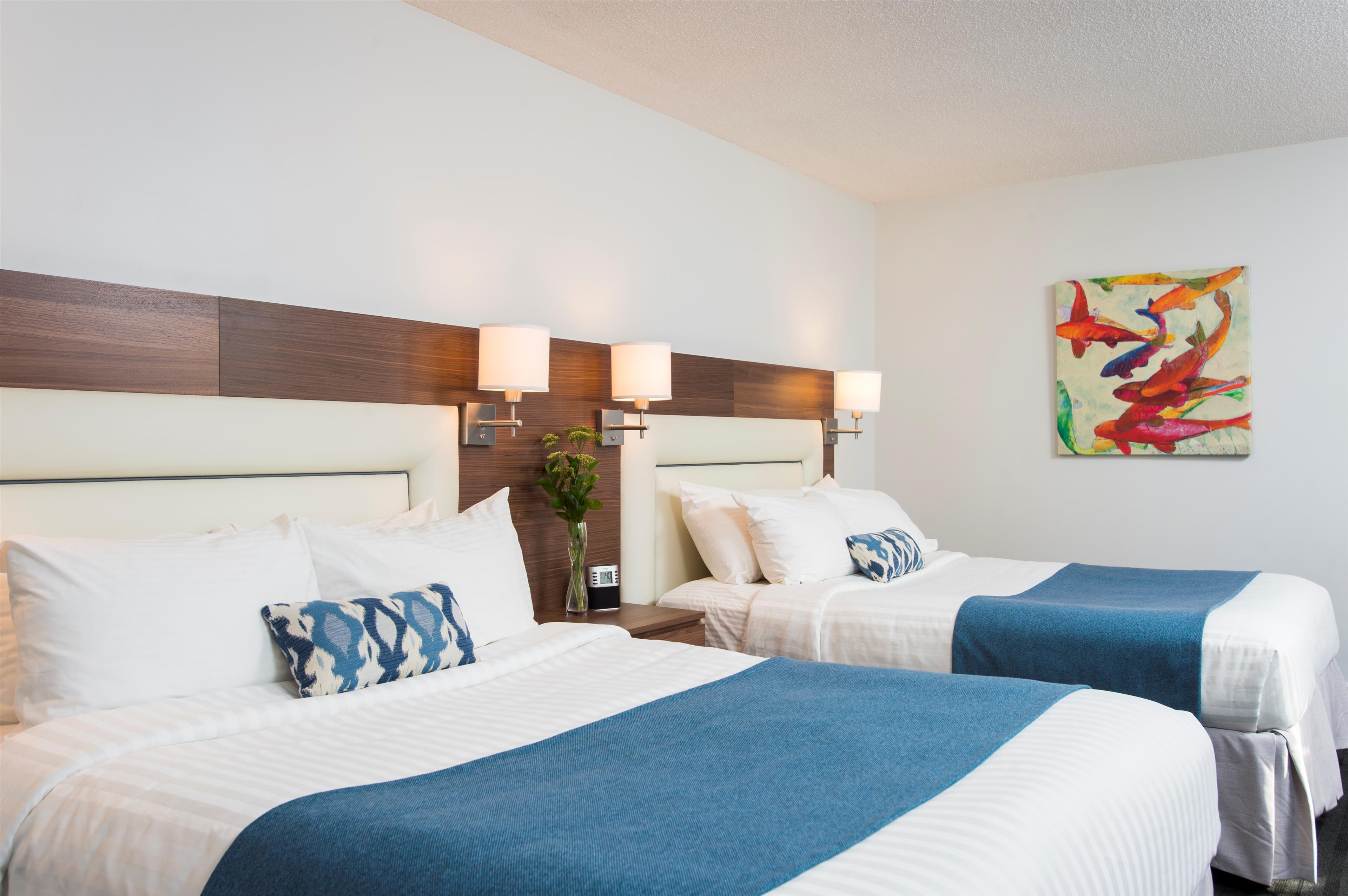 Best Western Plus Hotel Albert Rouyn-Noranda à Rouyn-Noranda: Executive Two Queen Guest Room